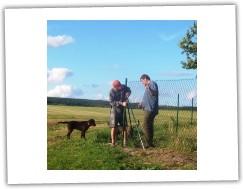 dělání plotu
